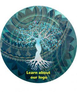 SI - circle with LOGO
